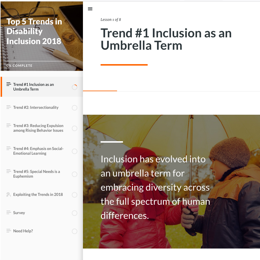 KIT Top 5 Trends in Disability Inclusion